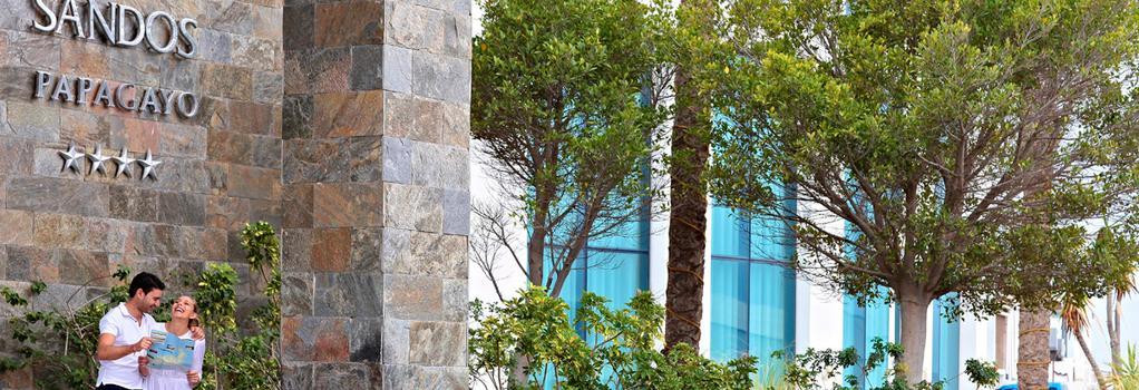 Sandos Papagayo Beach Resort - Playa Blanca - Building