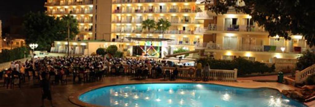 Club Palma Bay Resort - S'Arenal - Building