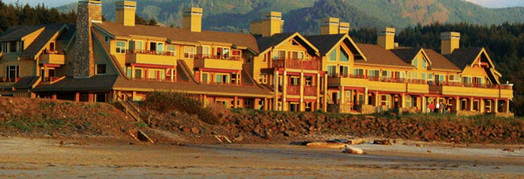 The Ocean Lodge - Cannon Beach - Building