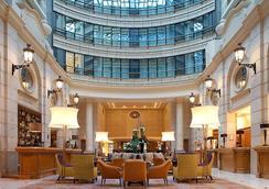 Paris Marriott Champs Elysees Hotel - Paris - Lobby