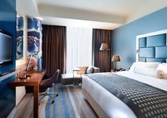 Wyndham Grand Istanbul Europe - Istanbul - Bedroom