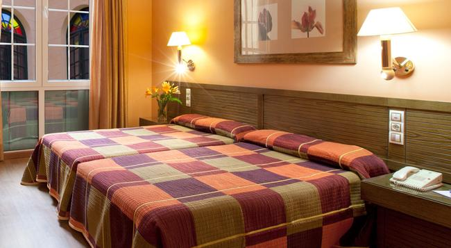 Senator Cádiz Spa Hotel - Cádiz - Bedroom