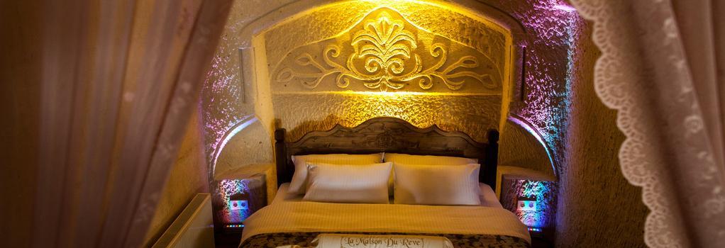 La Maison Du Reve - Uchisar - Bedroom