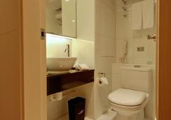 The Bauhinia Hotel - Central - Hong Kong - Bathroom