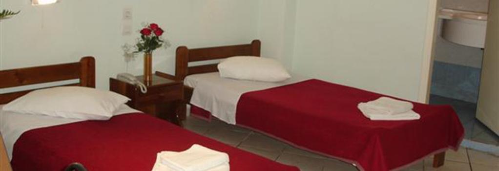 Elite Hotel - Athens - Bedroom
