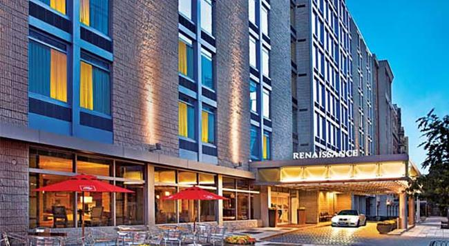Renaissance Washington, DC Dupont Circle Hotel - Washington - Building
