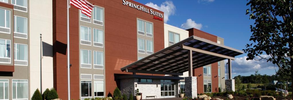 SpringHill Suites by Marriott Pittsburgh Latrobe - Latrobe - Building