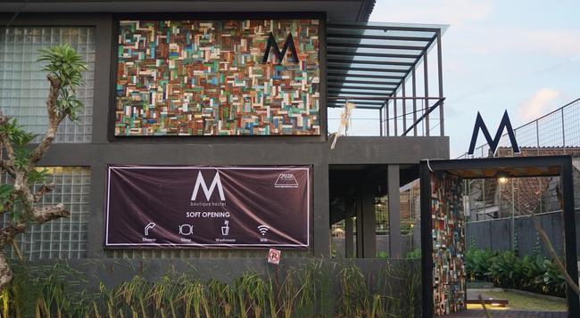 M Boutique Hostel - Kuta (Bali) - Building