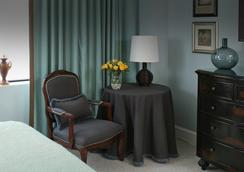 Rittenhouse 1715, A Boutique Hotel - Philadelphia - Bedroom