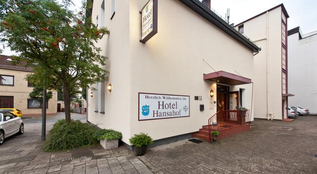 Novum Hotel Hansahof Bremen - Bremen - Building