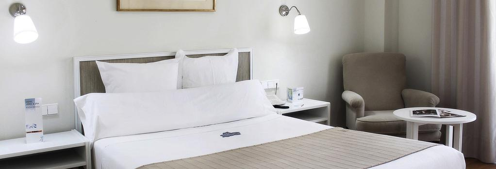 Hotel Jerez And Spa - Jerez de la Frontera - Bedroom