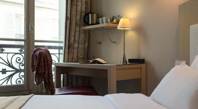 Hôtel Le Petit Belloy Saint-Germain by Happyculture - Paris - Bedroom