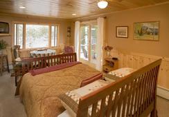 Kiwassa Lake Bed & Breakfast and Cabins - Saranac Lake - Bedroom