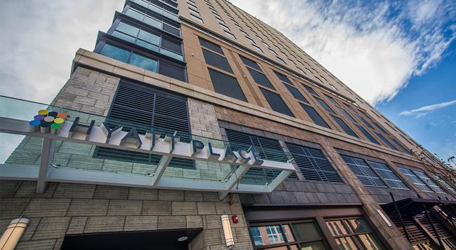 Hyatt Place Denver Downtown - Denver - Building