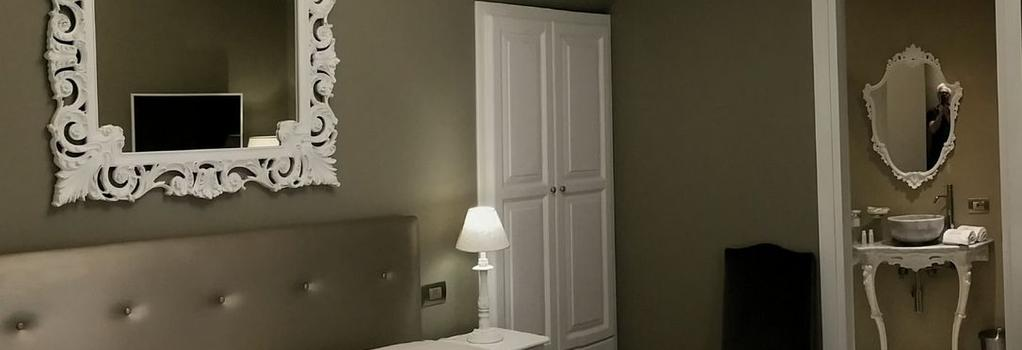 Dimora Bellini Luxury Hotel - Palermo - Bedroom