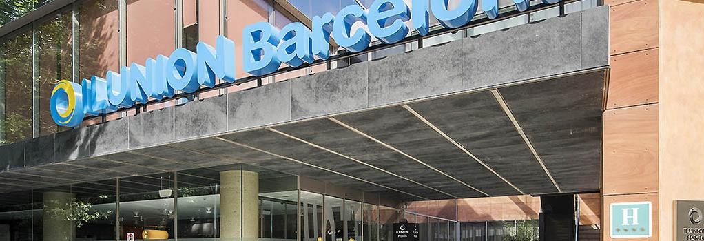 Ilunion Barcelona - Barcelona - Building