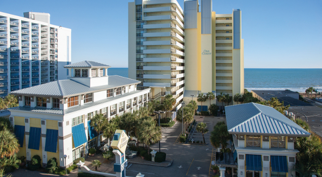 Sea Crest Oceanfront Resort - Myrtle Beach - Building