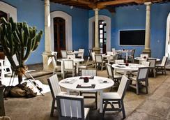 Hotel Azul de Oaxaca - Oaxaca - Restaurant