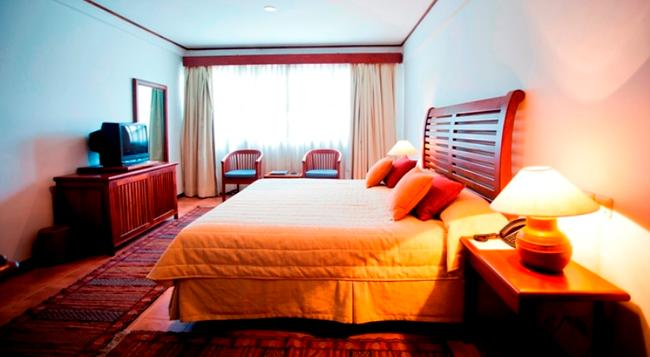 Hotel Timor - Dili - Bedroom