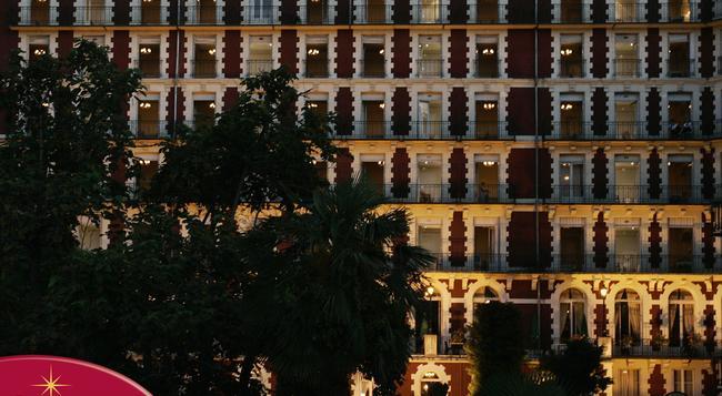 Grand Hotel Gallia & londres - Lourdes - Building