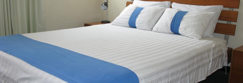Apartotel La Perla - San Jose - Bedroom