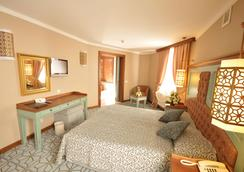Mirada Del Lago Hotel - Kayseri - Bedroom