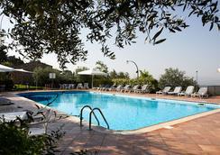 Hotel Ristorante La Terrazza - Assisi - Pool