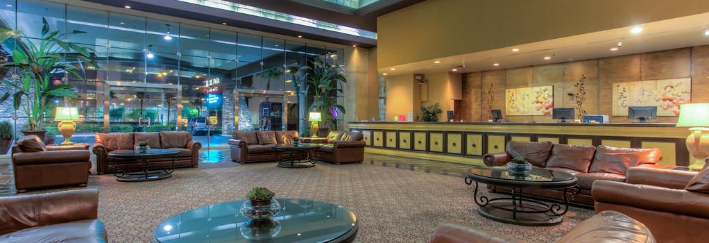 Alexis Park All Suite Resort - Las Vegas - Lobby