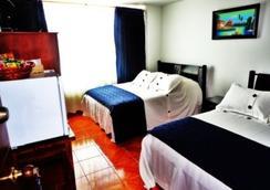 Hotel Casa Sarita - Bogotá - Bedroom