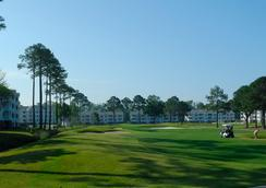 Myrtlewood Villas - Myrtle Beach - Golf course
