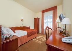 Hotel Europejski - Wroclaw - Bedroom