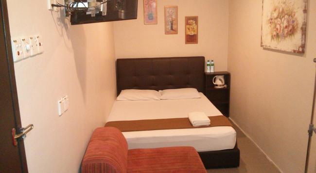 Sasana Hotel Chinatown - Kuala Lumpur - Bedroom