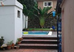 Casa Colonial Sps - San Pedro Sula - Pool
