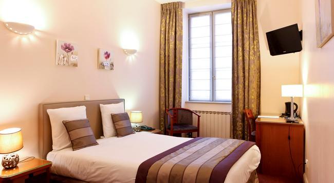 Le Phenix Hotel - Lyon - Bedroom