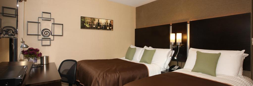 Hotel Richland New York - New York - Bedroom