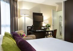 Citadines République Paris - Paris - Bedroom