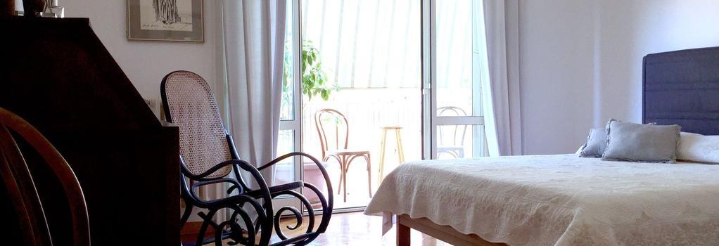 Felice B&B Monteverde Vecchio - Rome - Bedroom