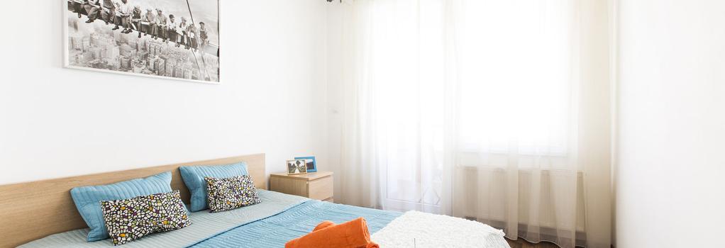 Stellar Residence - Budapest - Bedroom