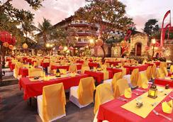 Grand Mirage Resort And Thalasso Bali - South Kuta - Restaurant