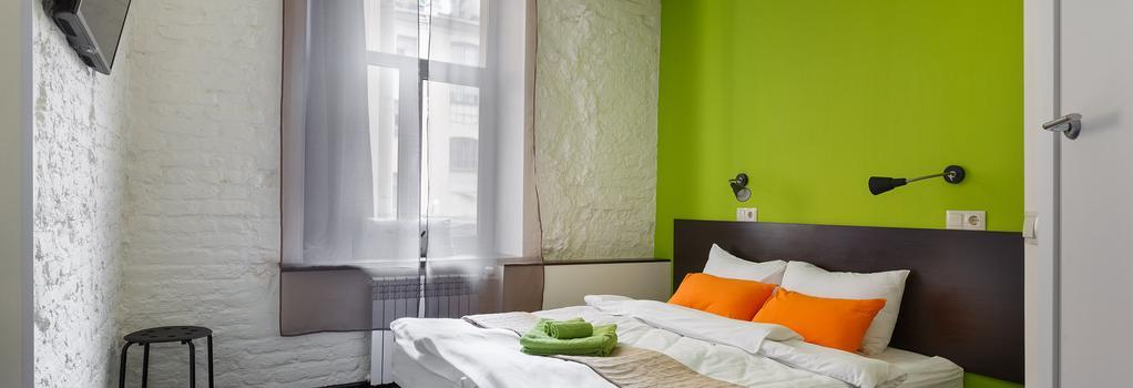 Station Hotel M19 - Saint Petersburg - Bedroom
