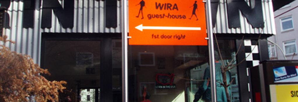 Wira Guesthouse 25a - Hamburg - Building