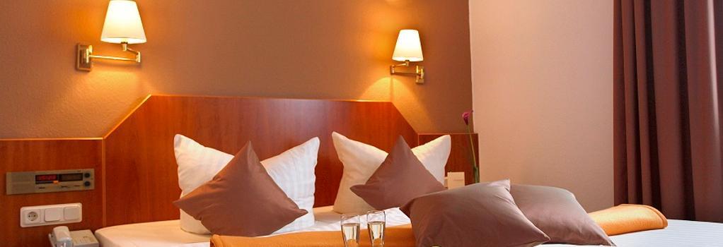 Hotel Kleefelder Hof - Hannover - Bedroom