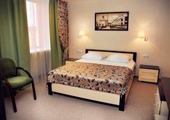 Hotel Khakasia - Abakan - Bedroom