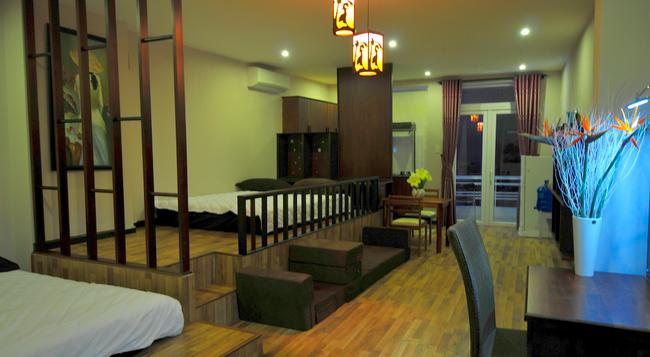 Canary Hoang Yen Boutique Apartment - Nha Trang - Bedroom
