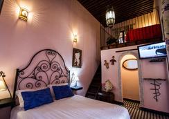 Riad Letchina - Fez - Bedroom