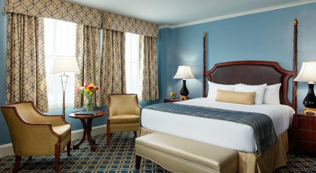 Francis Marion Hotel - Charleston - Bedroom