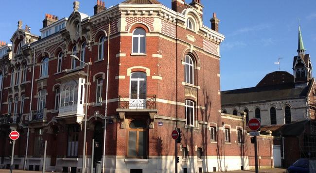 B&B - Lille Aux Oiseaux - Lille - Building