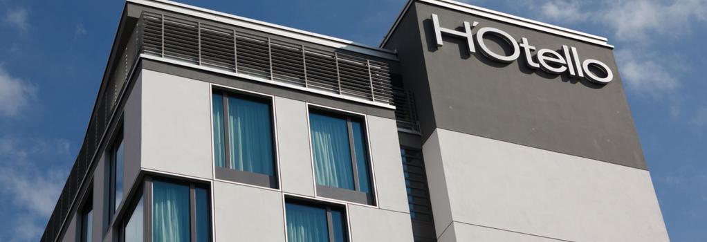 H'Otello K'80 Berlin - Berlin - Building