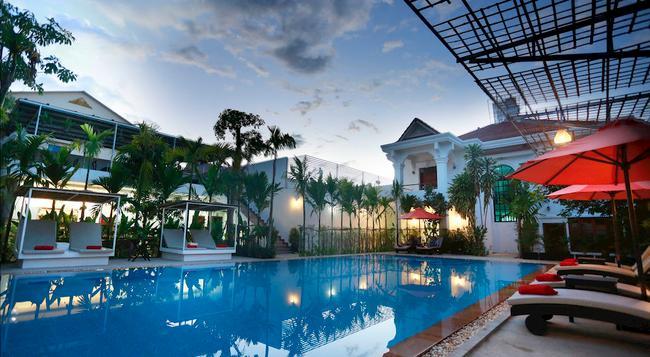 Rose Royal Boutique Hotel - Siem Reap - Pool