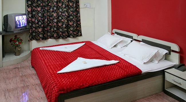 Hotel Indraprasth Ritz Group - Aurangabad (Maharashtra) - Bedroom